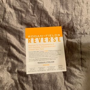 ✨ RODAN & FIELDS REVERSE REGIMEN ✨